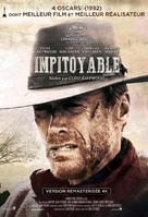 Unforgiven - French Re-release movie poster (xs thumbnail)