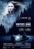 Winter's Bone - Hungarian Movie Poster (xs thumbnail)