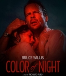 Color of Night - Blu-Ray movie cover (xs thumbnail)