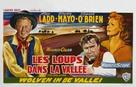 The Big Land - Belgian Movie Poster (xs thumbnail)