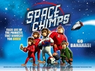 Space Chimps - British Movie Poster (xs thumbnail)