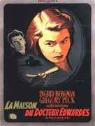 Spellbound - French Movie Poster (xs thumbnail)