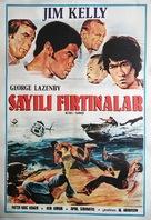 Death Dimension - Turkish Movie Poster (xs thumbnail)