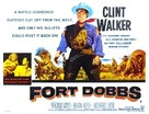 Fort Dobbs - Movie Poster (xs thumbnail)