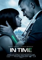 In Time - Greek Movie Poster (xs thumbnail)