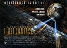 Star Trek: First Contact - British Movie Poster (xs thumbnail)