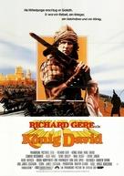 King David - German Movie Poster (xs thumbnail)