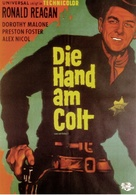 Law and Order - German Movie Poster (xs thumbnail)