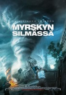 Into the Storm - Finnish Movie Poster (xs thumbnail)
