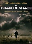 The Great Raid - Spanish Movie Cover (xs thumbnail)