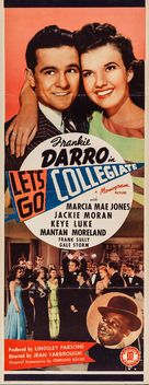 Let's Go Collegiate - Movie Poster (xs thumbnail)