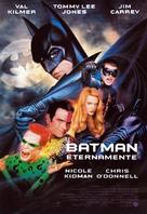 Batman Forever - Brazilian Movie Poster (xs thumbnail)