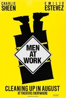 Men At Work - Movie Poster (xs thumbnail)