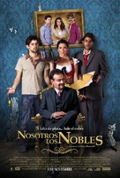Nosotros los Nobles - Movie Poster (xs thumbnail)