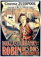 Robin Hood - Belgian Movie Poster (xs thumbnail)
