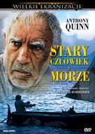 The Old Man and the Sea - Polish DVD cover (xs thumbnail)