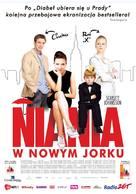 The Nanny Diaries - Polish poster (xs thumbnail)
