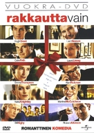 Love Actually - Finnish DVD cover (xs thumbnail)