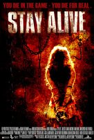 Stay Alive - poster (xs thumbnail)