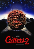 Critters 2: The Main Course - Argentinian Movie Cover (xs thumbnail)