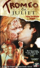 Tromeo and Juliet - Brazilian Movie Cover (xs thumbnail)