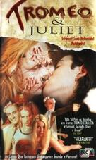 Tromeo and Juliet - Brazilian Movie Cover (xs thumbnail)
