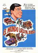 Smorgasbord - Spanish Movie Poster (xs thumbnail)
