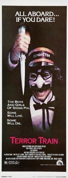 Terror Train - Movie Poster (xs thumbnail)