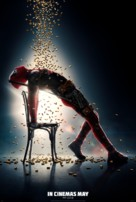 Deadpool 2 - Indonesian Movie Poster (xs thumbnail)