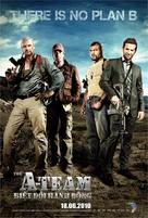 The A-Team - Vietnamese Movie Poster (xs thumbnail)