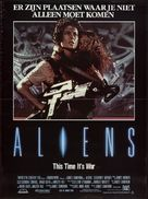 Aliens - Dutch Movie Poster (xs thumbnail)