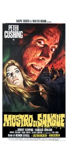 The Blood Beast Terror - Italian Movie Poster (xs thumbnail)
