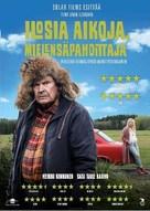 Ilosia aikoja, Mielensäpahoittaja - Finnish DVD cover (xs thumbnail)