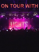 """On Tour with Lights"" - Movie Poster (xs thumbnail)"