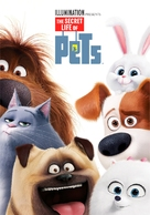 The Secret Life of Pets - Movie Cover (xs thumbnail)