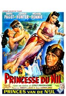 Princess of the Nile - Belgian Movie Poster (xs thumbnail)