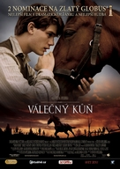 War Horse - Czech Movie Poster (xs thumbnail)