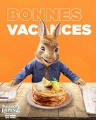 Peter Rabbit 2: The Runaway - French Movie Poster (xs thumbnail)