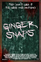 Ginger Snaps - Movie Poster (xs thumbnail)