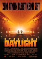 Daylight - German Movie Poster (xs thumbnail)