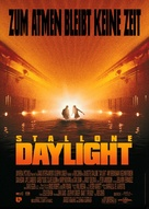 Daylight - German Movie Poster (xs thumbnail)