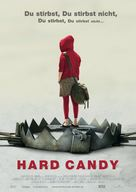 Hard Candy - German Movie Poster (xs thumbnail)