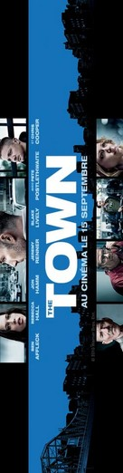 The Town - French Movie Poster (xs thumbnail)