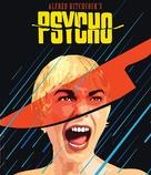 Psycho - Blu-Ray movie cover (xs thumbnail)