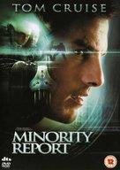 Minority Report - British Movie Cover (xs thumbnail)
