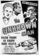 The Unknown Man - poster (xs thumbnail)
