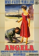 Angela - Italian Movie Poster (xs thumbnail)