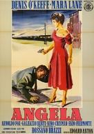 Angela - Italian Movie Poster (xs thumbnail)