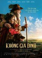 Rémi sans famille - Vietnamese Movie Poster (xs thumbnail)