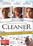 Cleaner - Australian Movie Cover (xs thumbnail)
